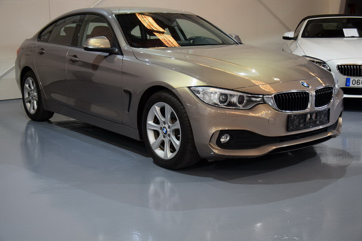 BMW 420D Gran Coupé Steptronic 184cv